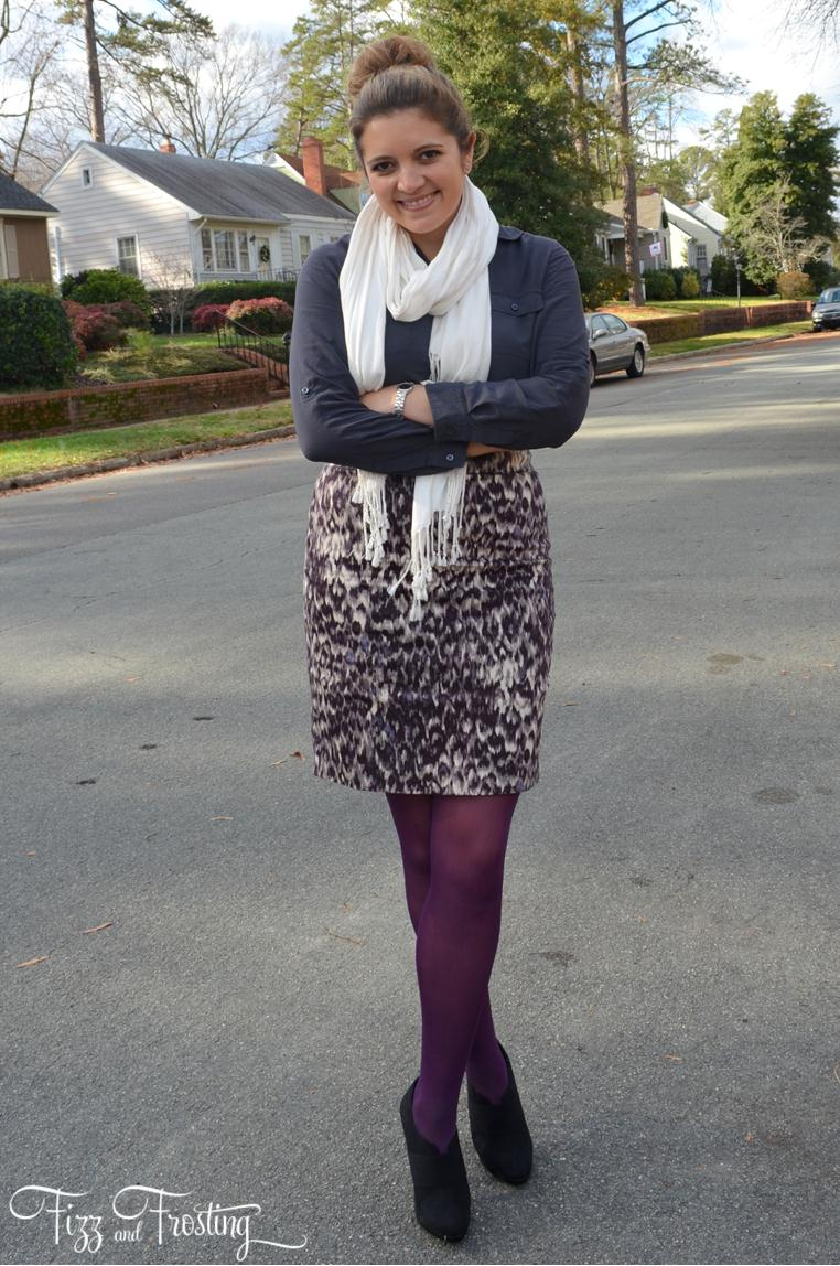 Anatomy Of A Lazy Work Outfit   By Lauren M