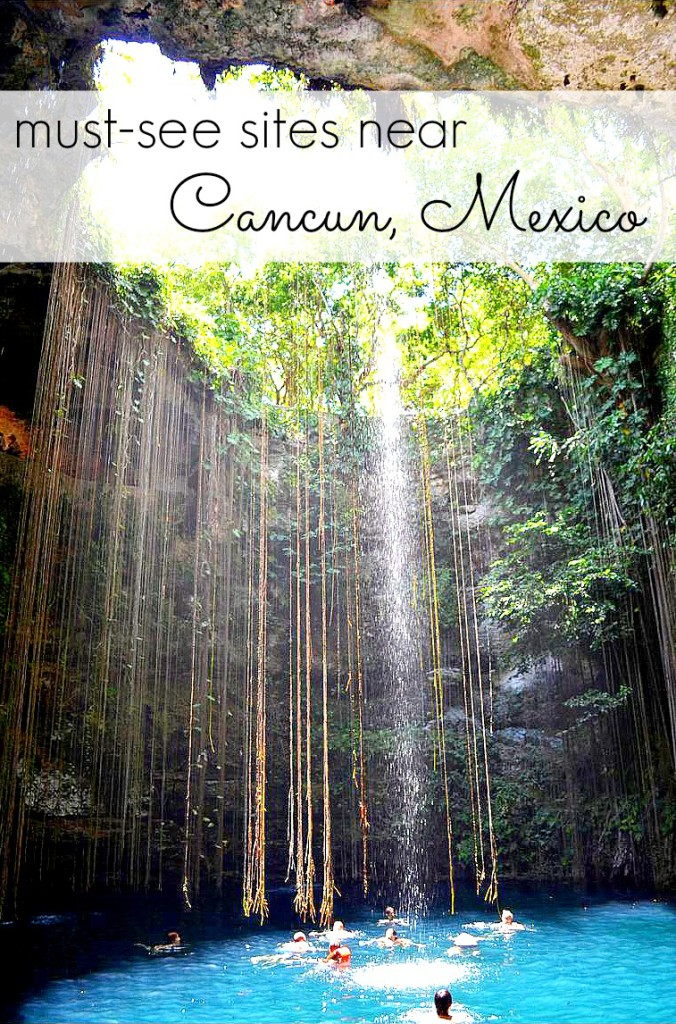 must see sites near riviera maya, cancun or tulum | www.bylaurenm.com