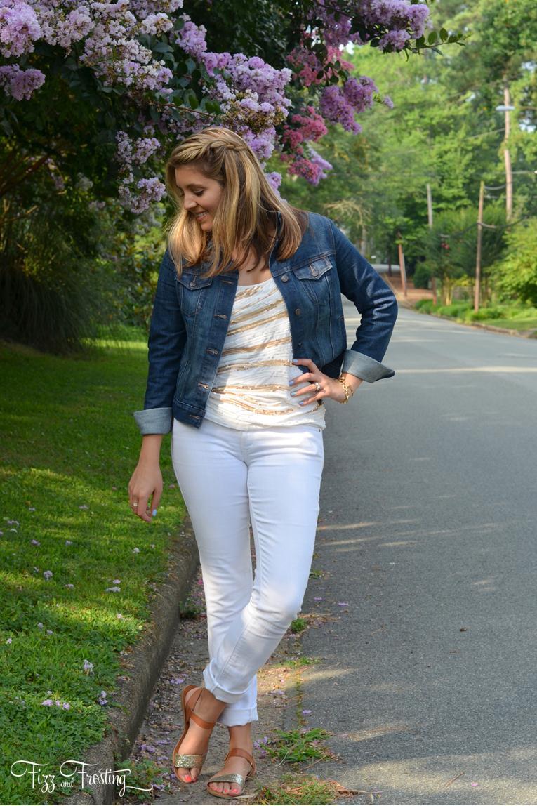 Jean Jackets for Summer | By Lauren M