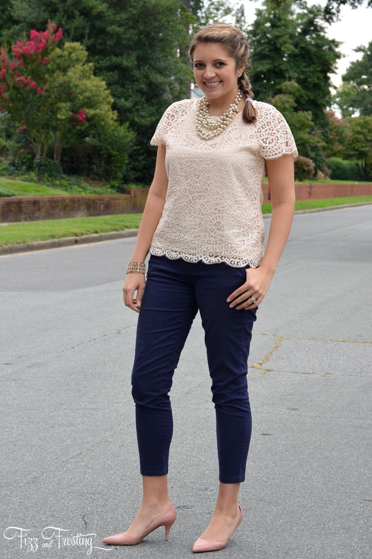 89d6636a8d2 Ladylike in Lace and Pearls + a Giveaway