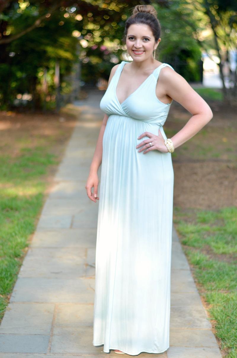 Wear Maxi Dress Wedding By Lauren M