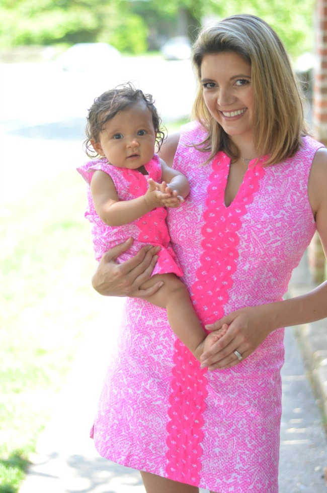 Mom And Daughter Bedroom Ideas: Mommy-Daughter Lilly Pulitzer