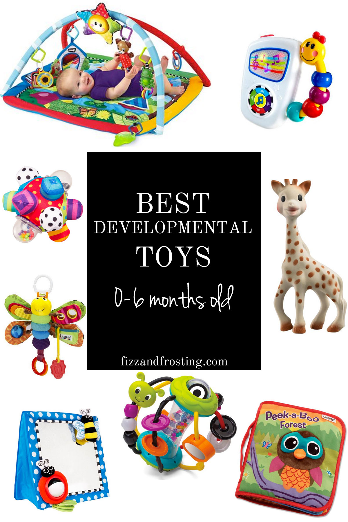 The Best Educational Toddler Toys Baby Games