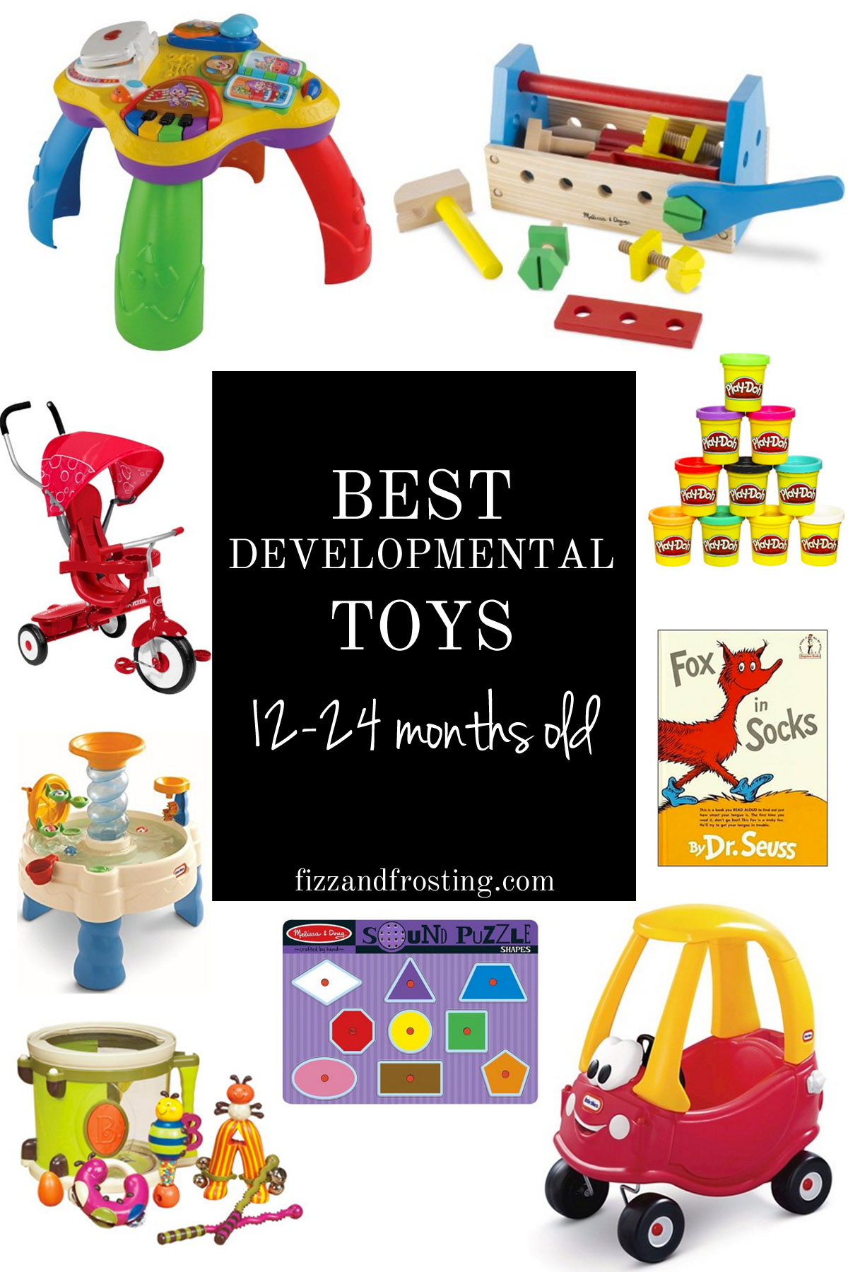 Top Toys For 12 Months : The best educational toddler toys baby games by lauren m