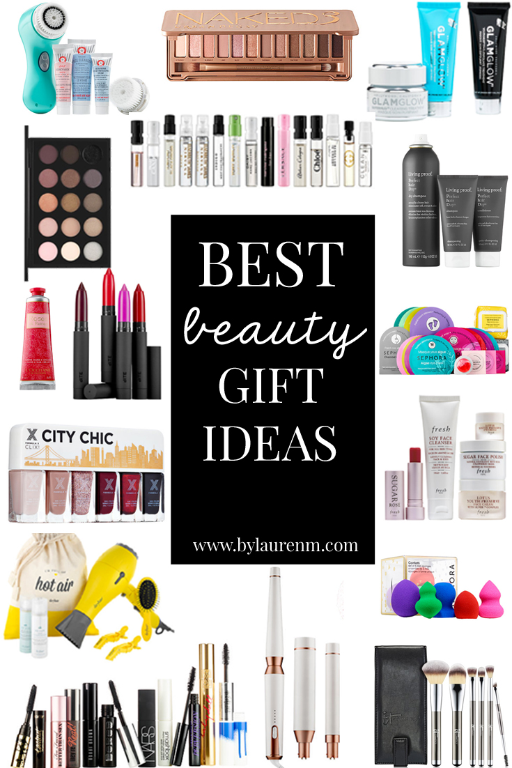 gifts for the beauty junkie - top beauty gifts | www.bylaurenm.com