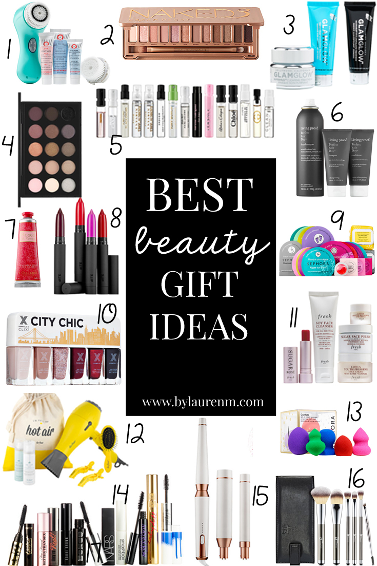 top beauty gift ideas | www.bylaurenm.com