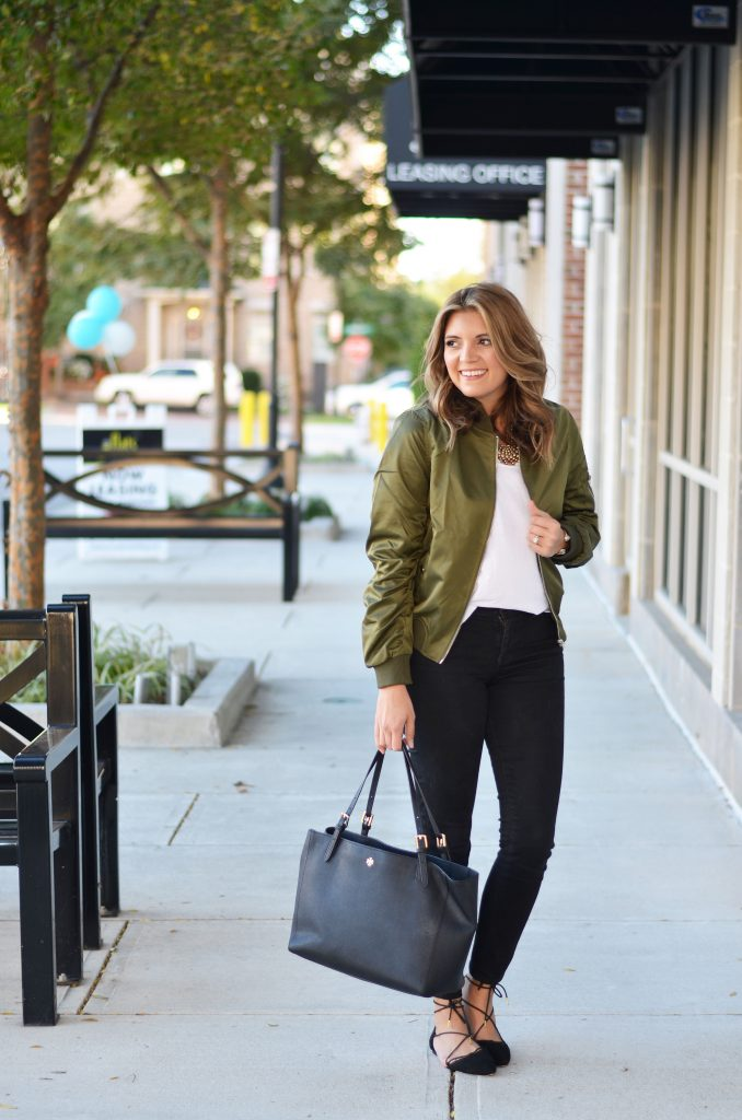Olive Green Jacket Outfits
