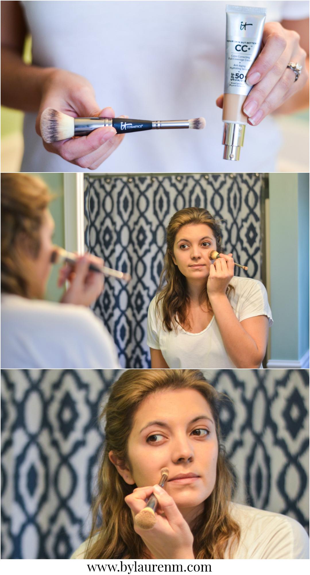 IT Cosmetics makeup tutorial | www.bylaurenm.com