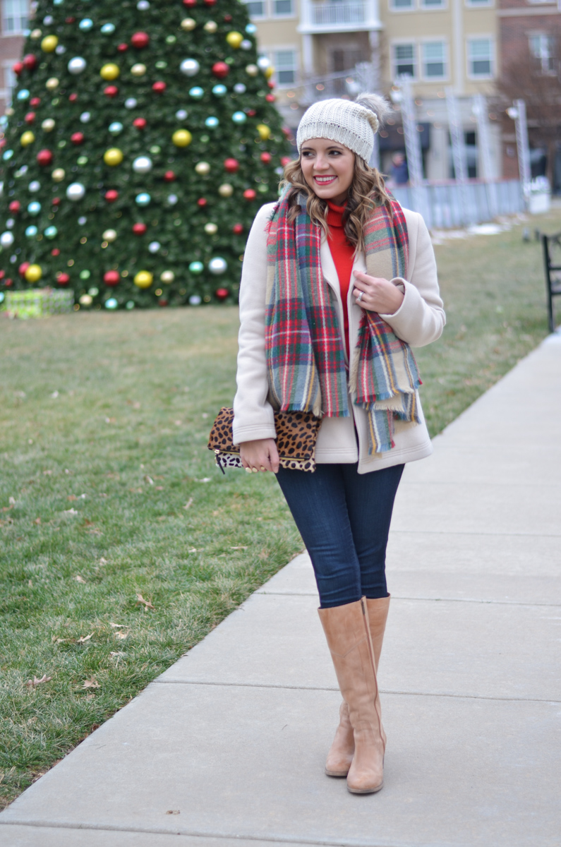 Cute Cold Weather Outfit | By Lauren M