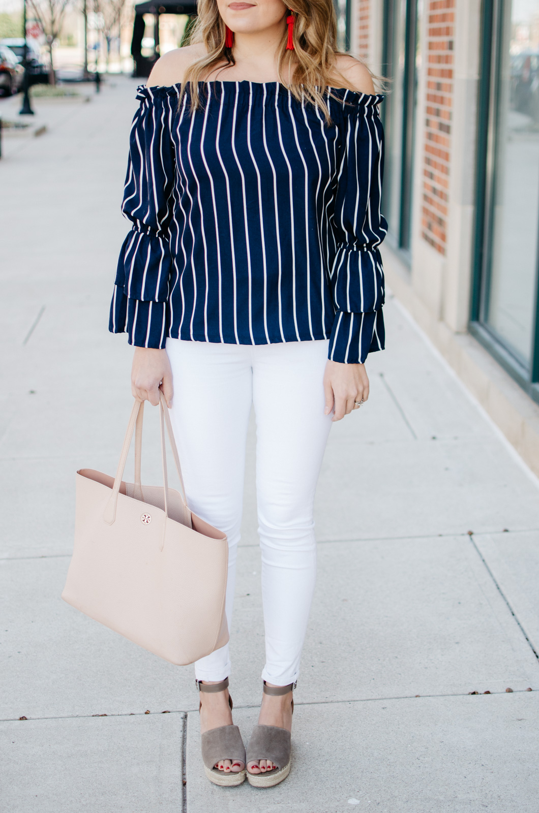 0e4a90b1aad trendy spring outfit - Click through for more cute Spring outfits or to  shop this look