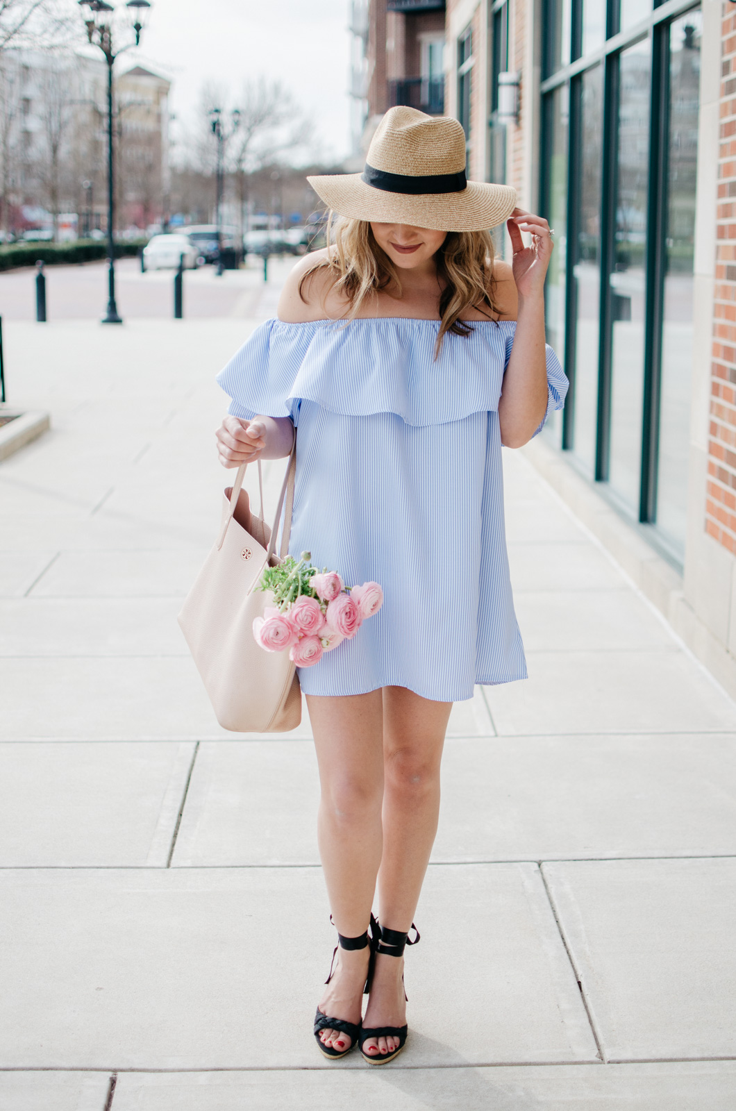 girly spring outfits - what to wear spring | | Click through for more cute spring outfits or to shop this look! bylaurenm.com
