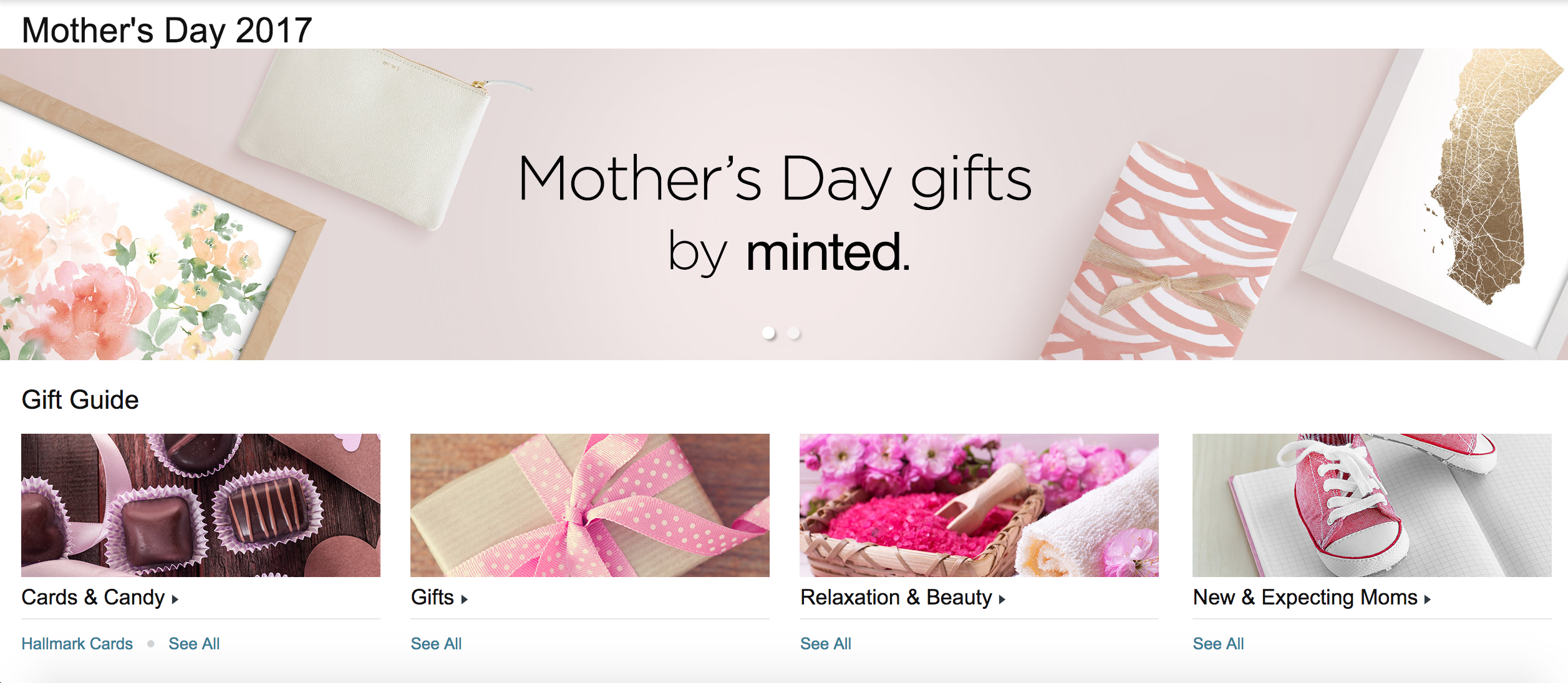 Amazon Prime Mother's Day gifts