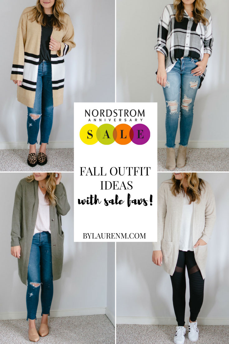 Nordstrom Anniversary Sale Outfit Ideas - click through for fall outfit ideas with my favorite Nordstrom Anniversary Sale picks! | bylaurenm.com