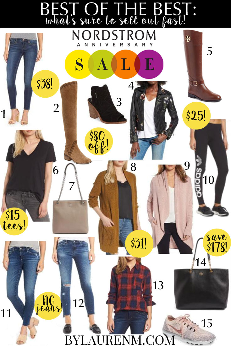 best of nordstrom anniversary sale 2017 - shop the best items from the Nordstrom Anniversary Sale before they sell out! | bylaurenm.com