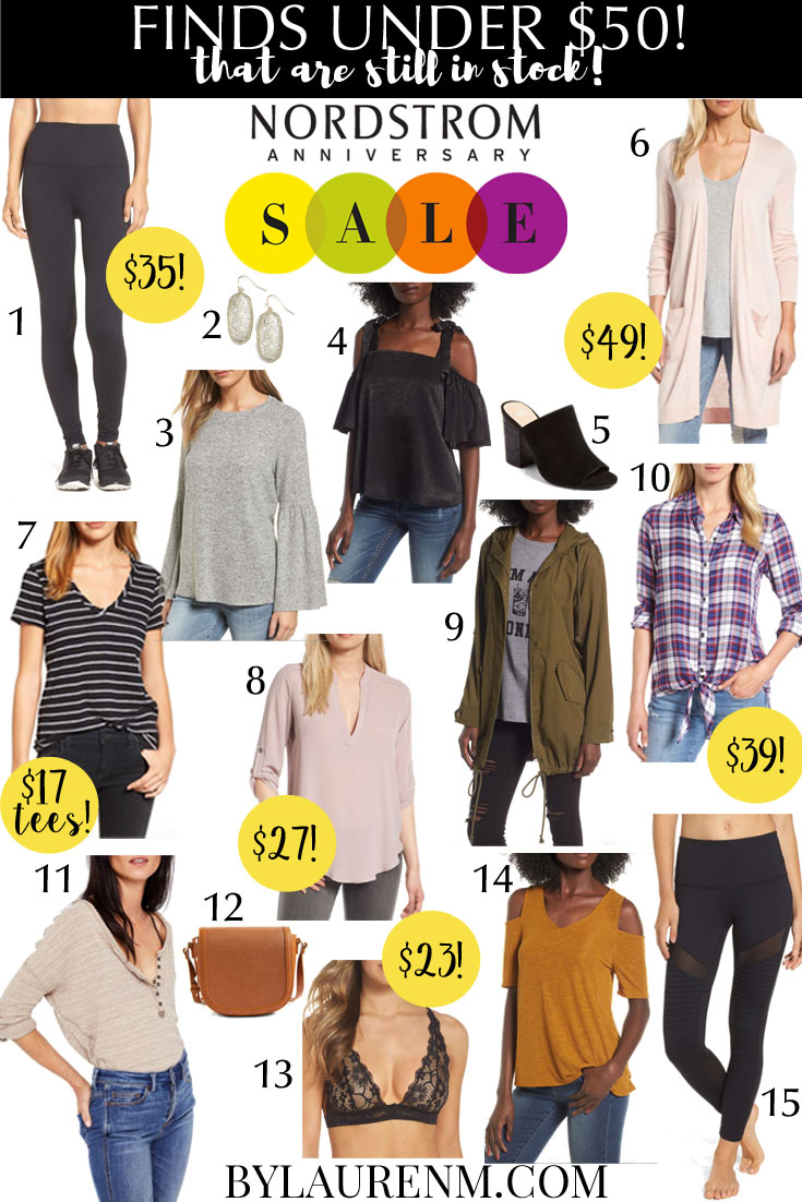 9fd580c2ce5 Nordstrom Anniversary Sale finds under  50 - the best affordable in stock  items from the Nordstrom