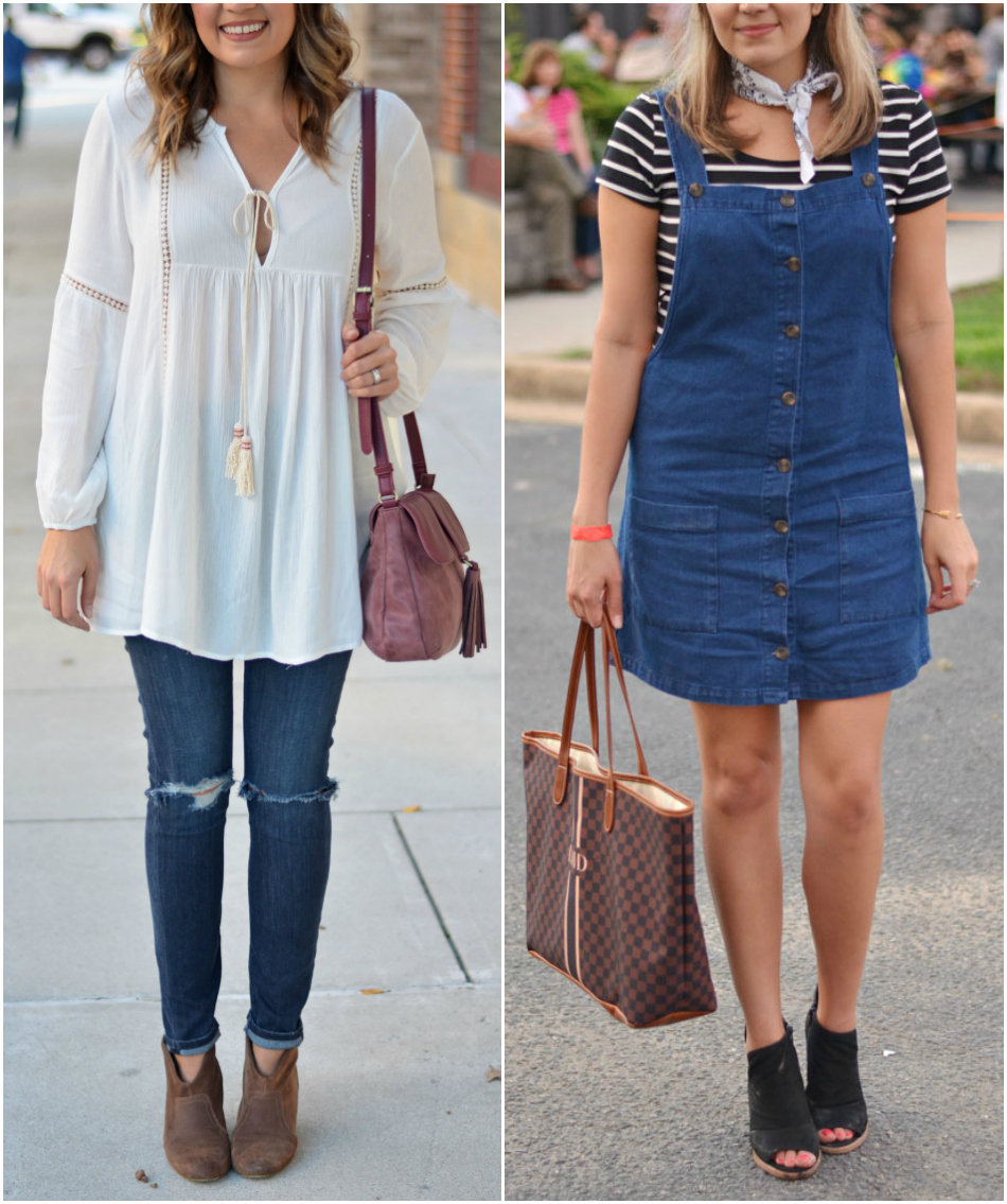 fall outfit ideas - five must-have pieces for fall! | See all pieces you need for Fall and how to wear them! bylaurenm.com