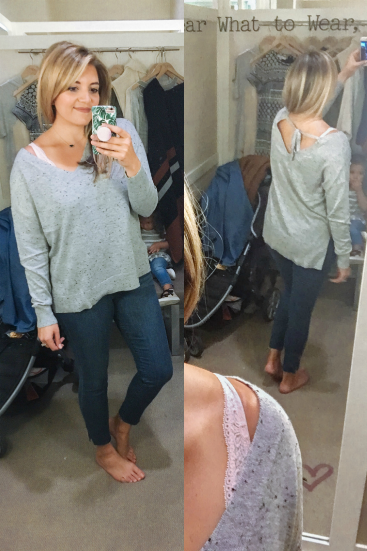 loft dressing room diaries fall 2017 - loft clothing reviews | See all 15+ Loft clothing items reviewed for fit and sizing at bylaurenm.com!