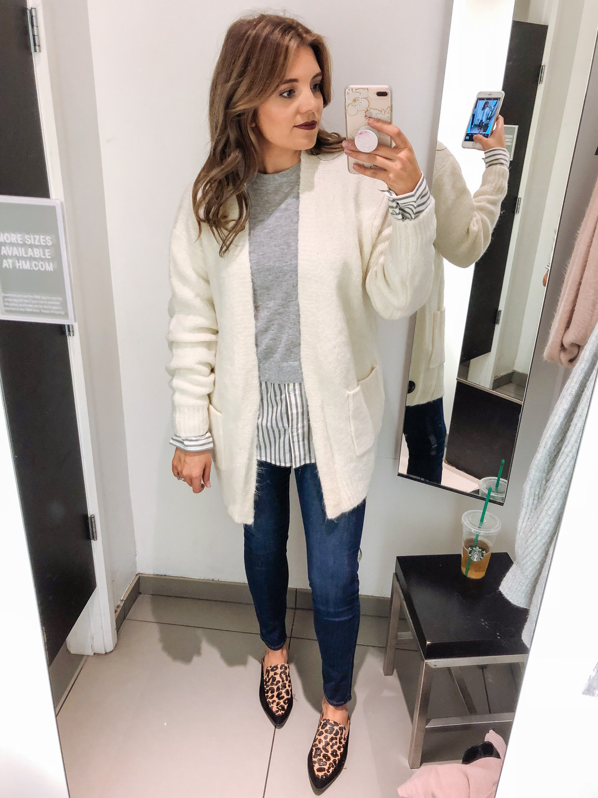 H&M reviews - dressing room try-on session | Huge fall try-on session! See my picks from Nordstrom, Shopbop, Loft, and H&M! bylaurenm.com