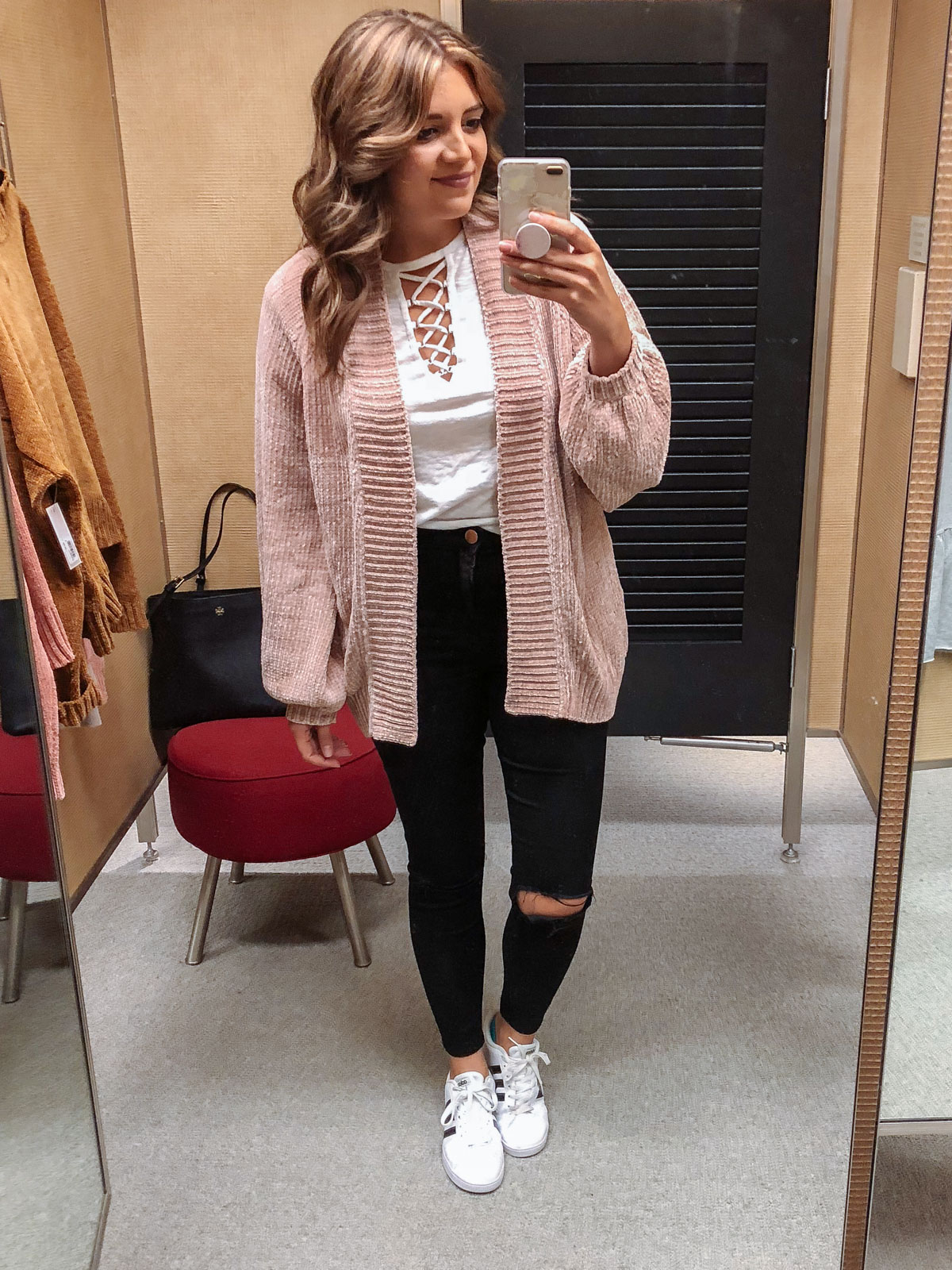 Fall Nordstrom try-on session - fall dressing room diaries | Huge fall try-on session! See my picks from Nordstrom, Shopbop, Loft, and H&M! bylaurenm.com