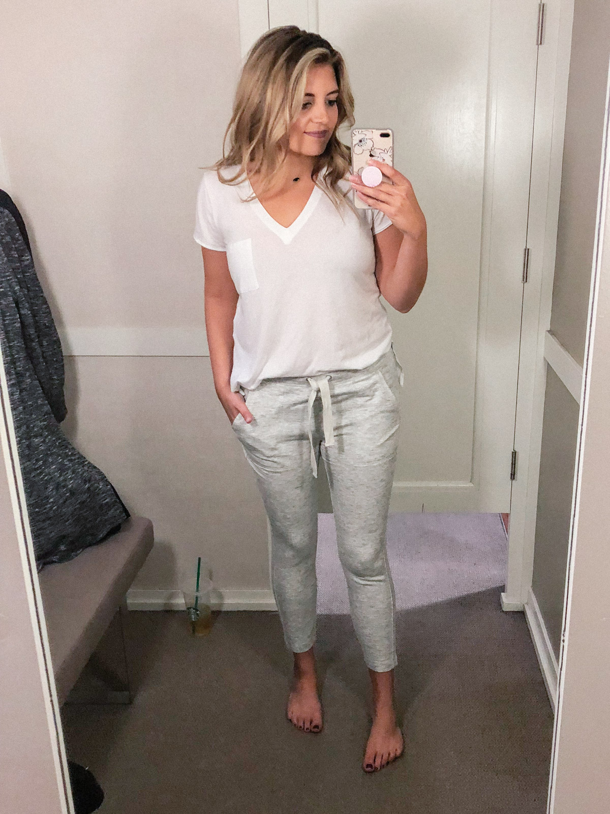 lou & grey dressing room reviews | Huge fall try-on session! See my picks from Nordstrom, Shopbop, Loft, and H&M! bylaurenm.com