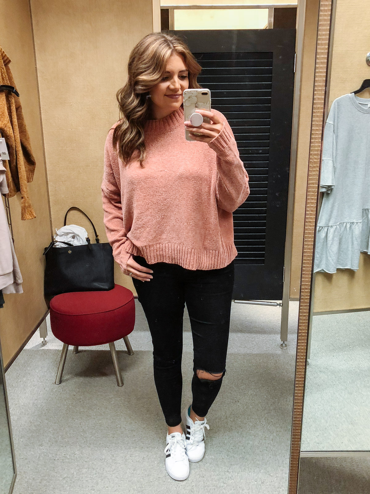 Nordstrom dressing room reviews Fall | Huge fall try-on session! See my picks from Nordstrom, Shopbop, Loft, and H&M! bylaurenm.com