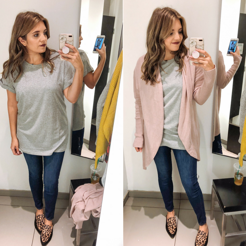 fall H&M dressing room reviews | Huge fall try-on session! See my picks from Nordstrom, Shopbop, Loft, and H&M! bylaurenm.com