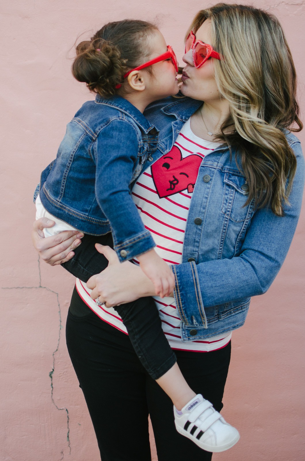 Mommy And Me Outfits For Valentines Day