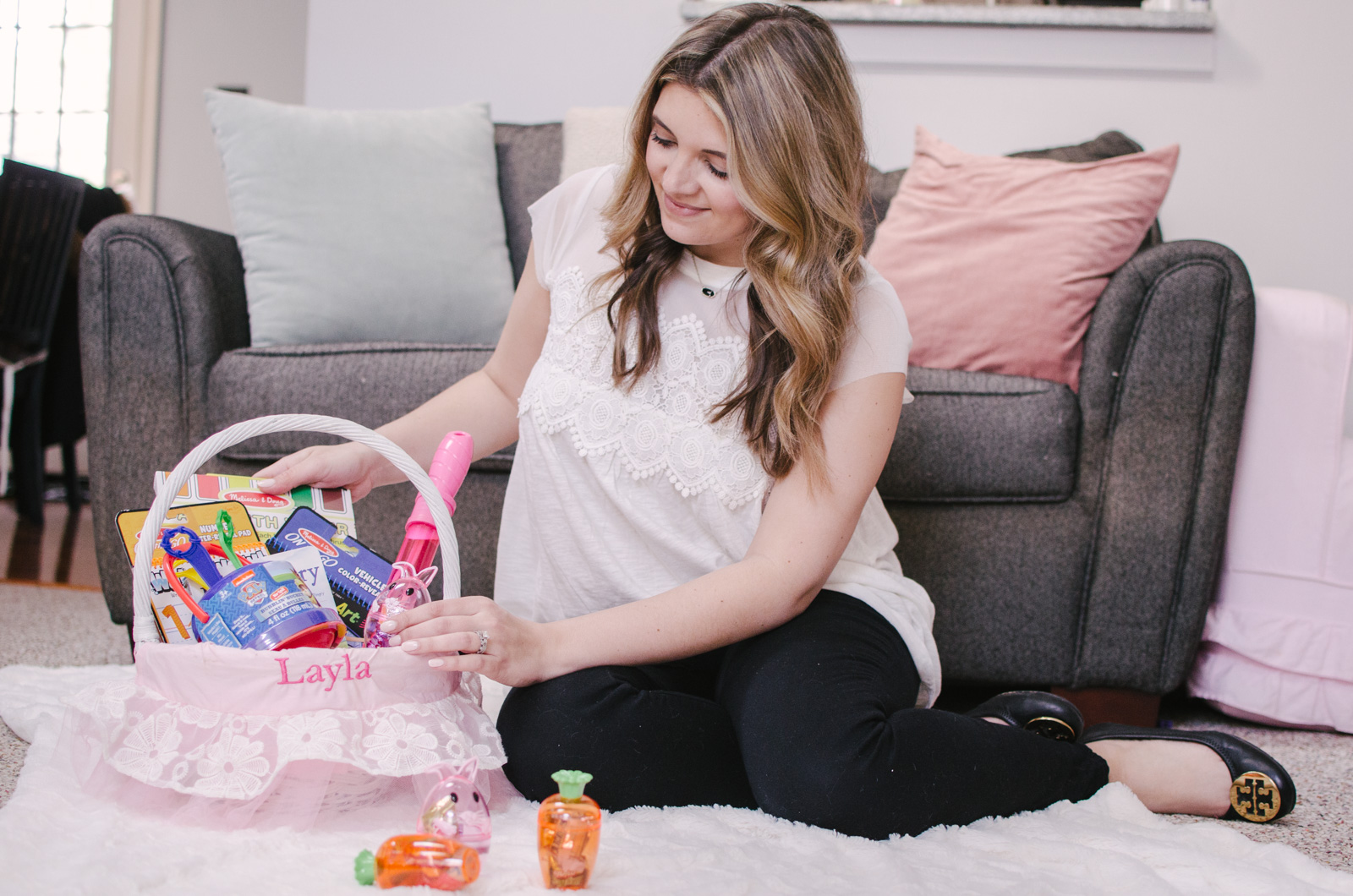 favorite toddler easter basket gift ideas available on amazon prime! | bylaurenm.com