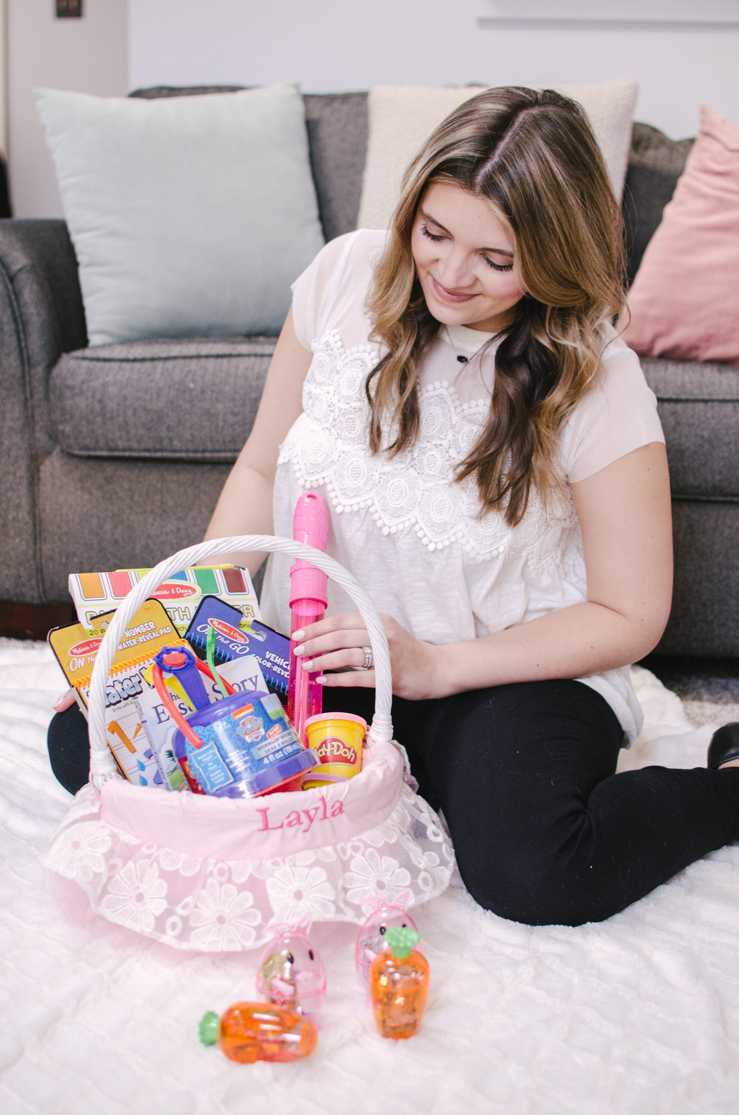 easter basket ideas toddlers - best easter basket filler ideas on amazon prime | bylaurenm.com