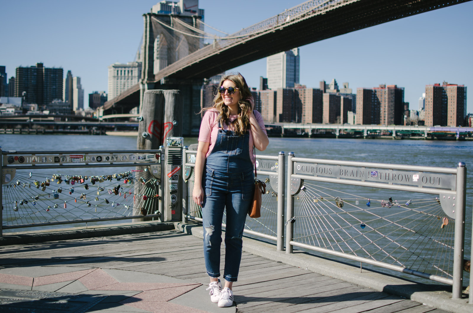 maternity overalls outfit - maternity overalls in nyc bylaurenm.com
