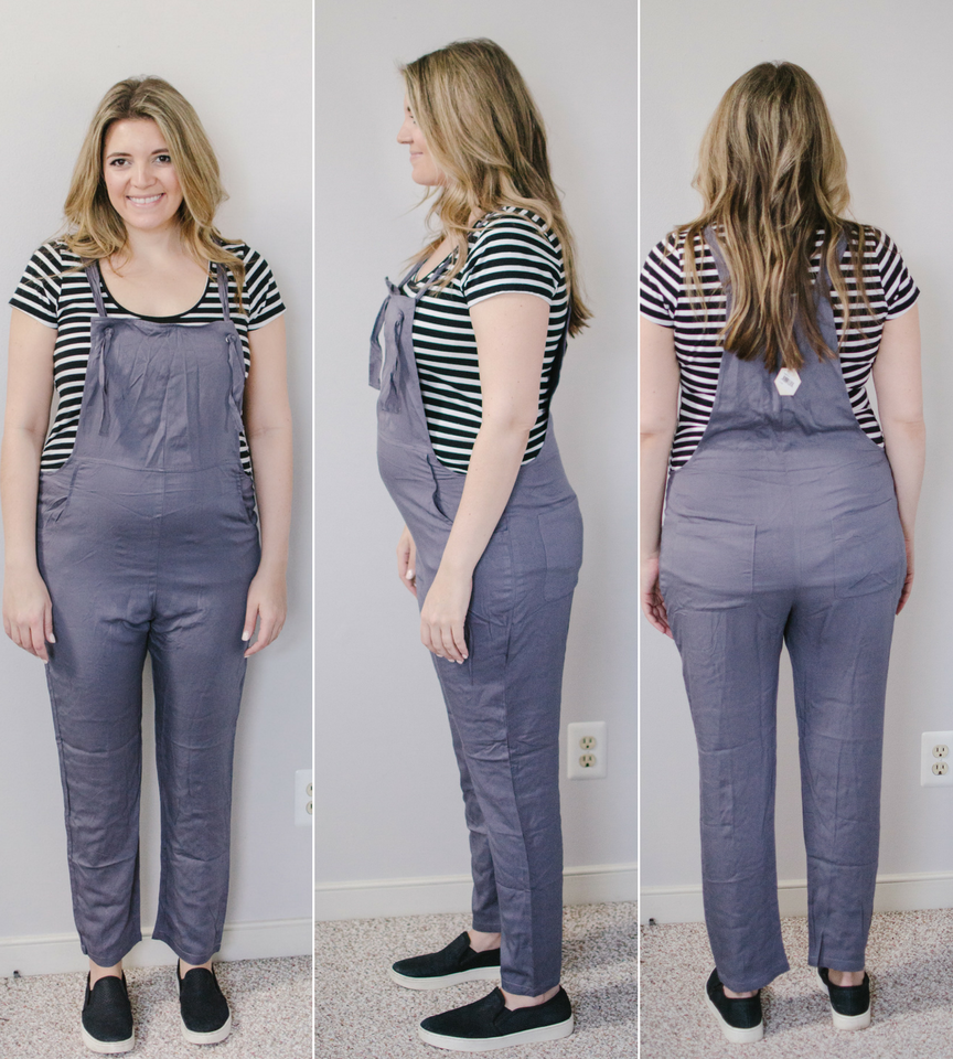 pinkblush maternity overalls review | ultimate maternity overalls review - eight pairs of maternity overalls reviewed for fit, style, and comfort! bylaurenm.com