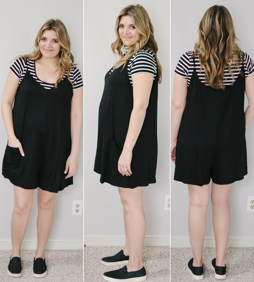 asos maternity shortalls review | ultimate maternity overalls review - eight pairs of maternity overalls reviewed for fit, style, and comfort! bylaurenm.com