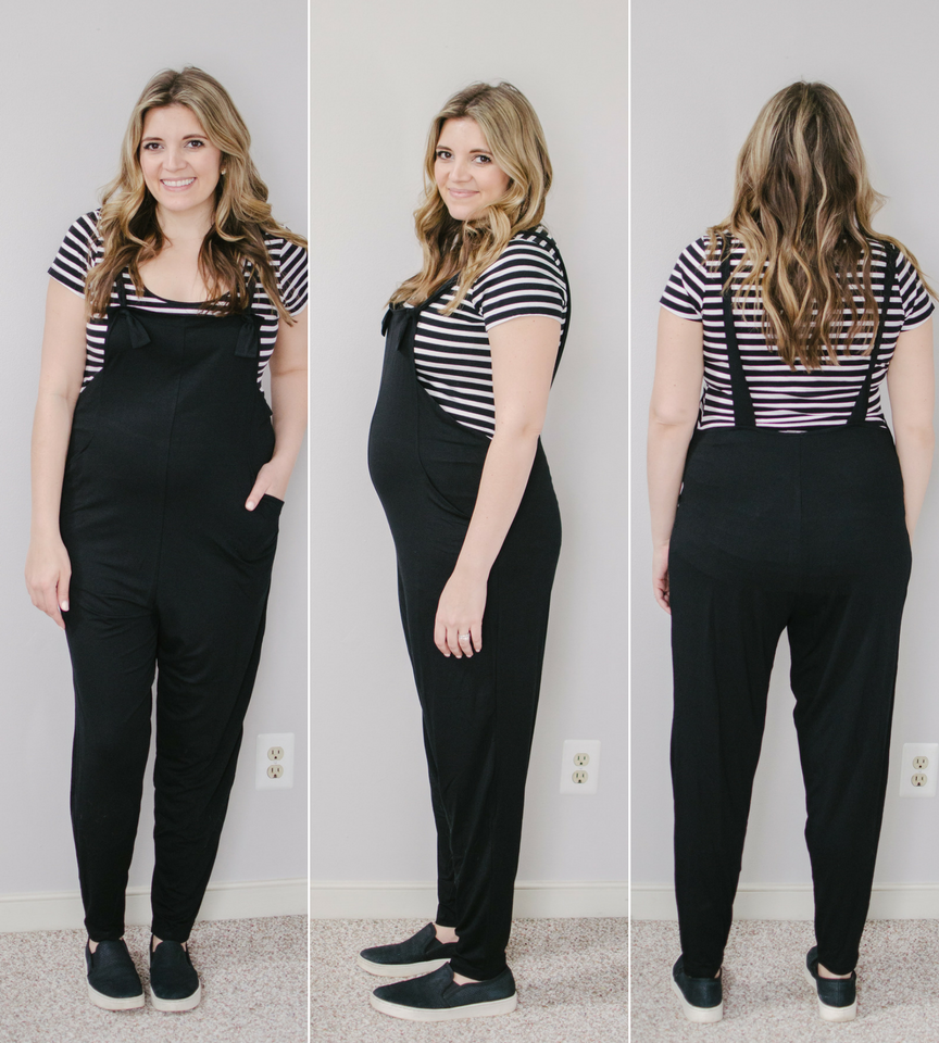 asos maternity overalls | ultimate maternity overalls review - eight pairs of maternity overalls reviewed for fit, style, and comfort! bylaurenm.com