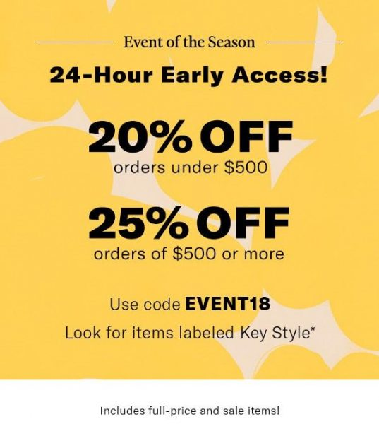shopbop event of the season sale picks - the best affordable picks + staples! | bylaurenm.com