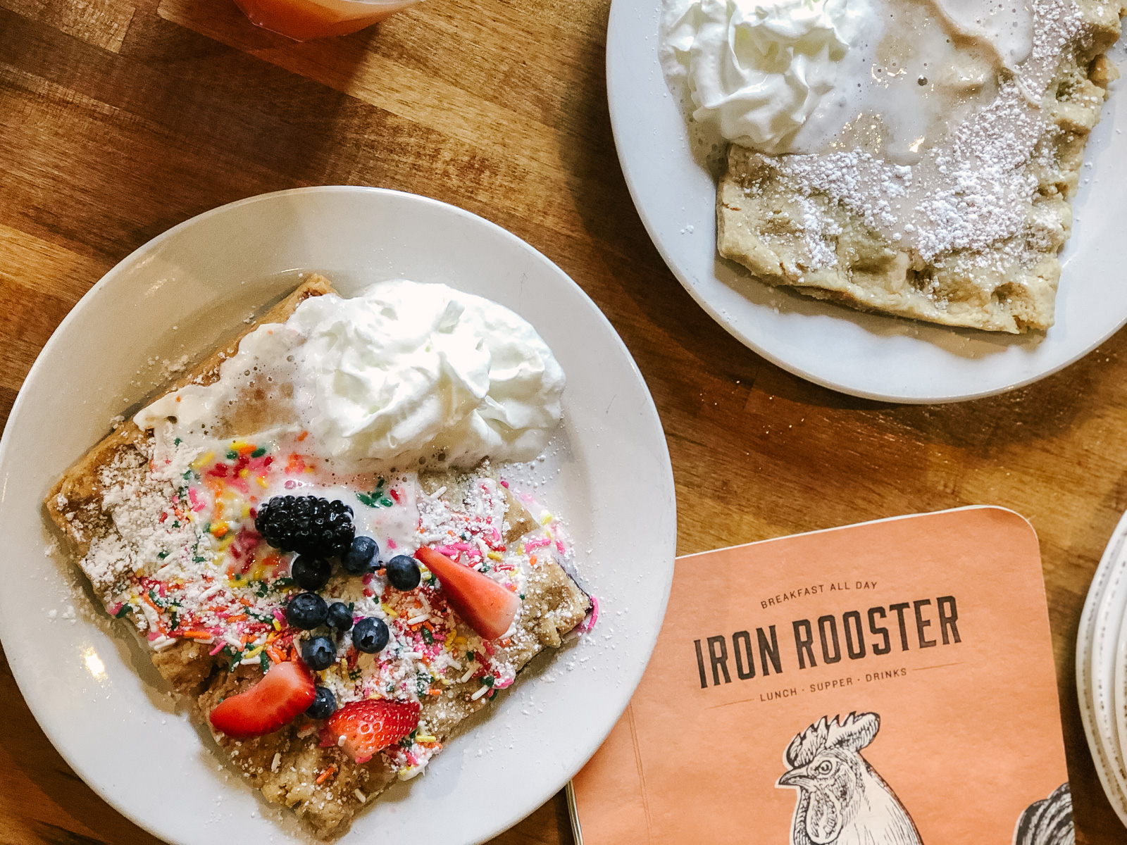 Iron Rooster Annapolis pop tarts | Don't miss the full Annapolis Weekend Guide: where to eat, what to do, and where to stay! | bylaurenm.com