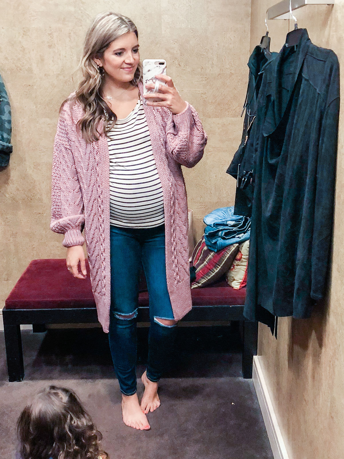 topshop long cardigan - Nordstrom anniversary sale 2018 try-on session: over 25 items reviewed for fit and size!   bylaurenm.com