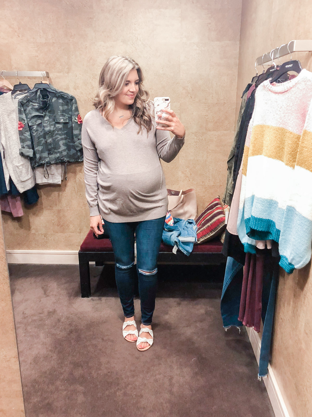 dreamers sweater - Nordstrom anniversary sale 2018 try-on session: over 25 items reviewed for fit and size! | bylaurenm.com