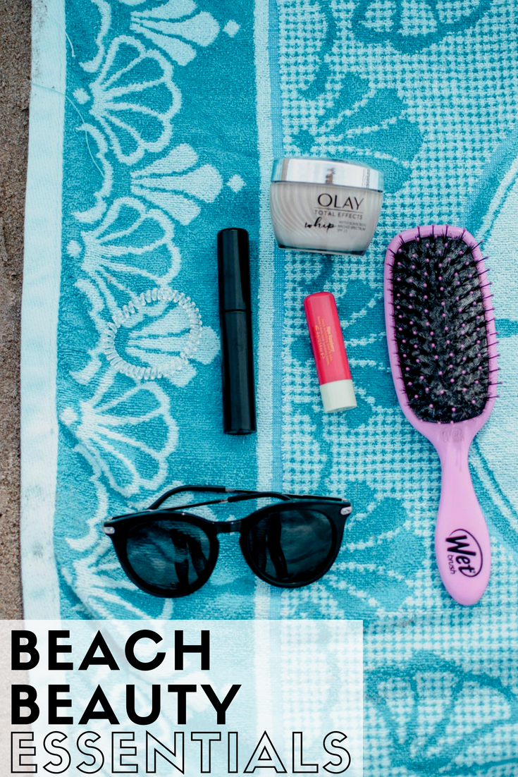 beach beauty essentials - my must-have beauty products for the summer sun | bylaurenm.com