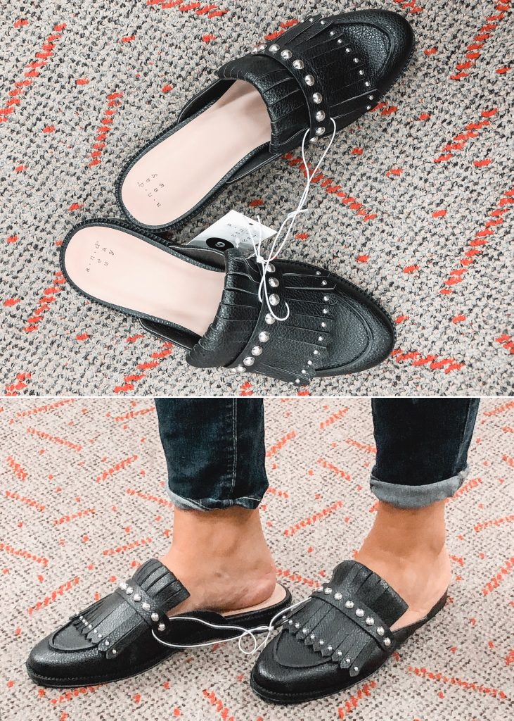 a new day loafer mules review | By Lauren M