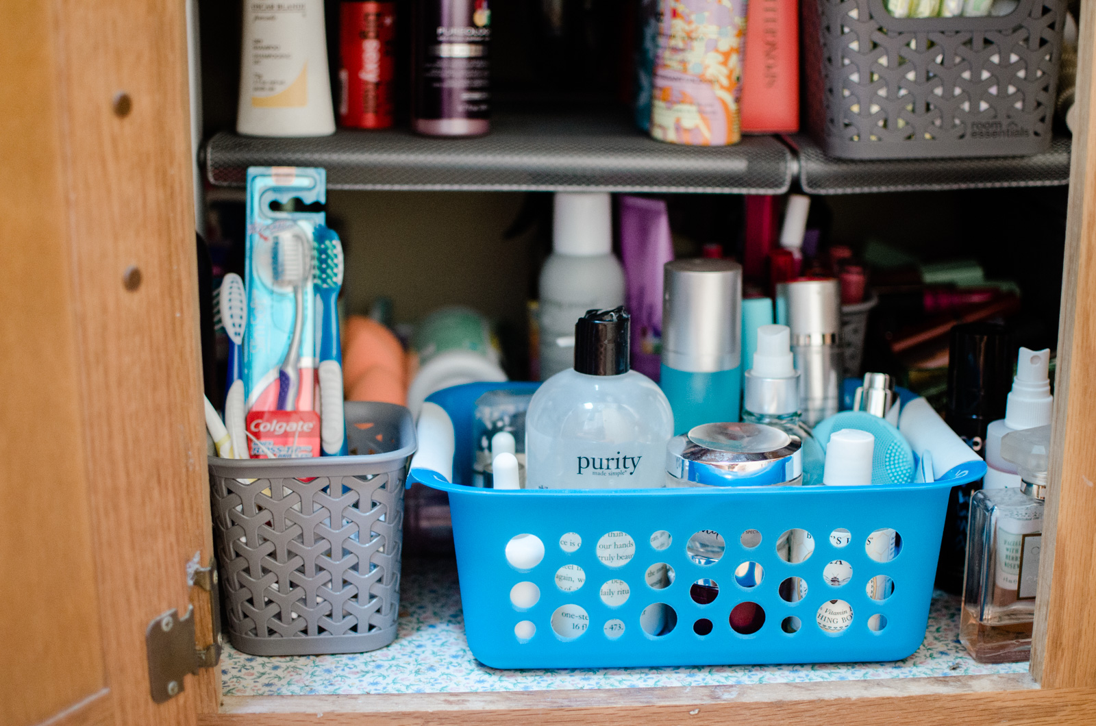 Diy Under Sink Organization Bathroom