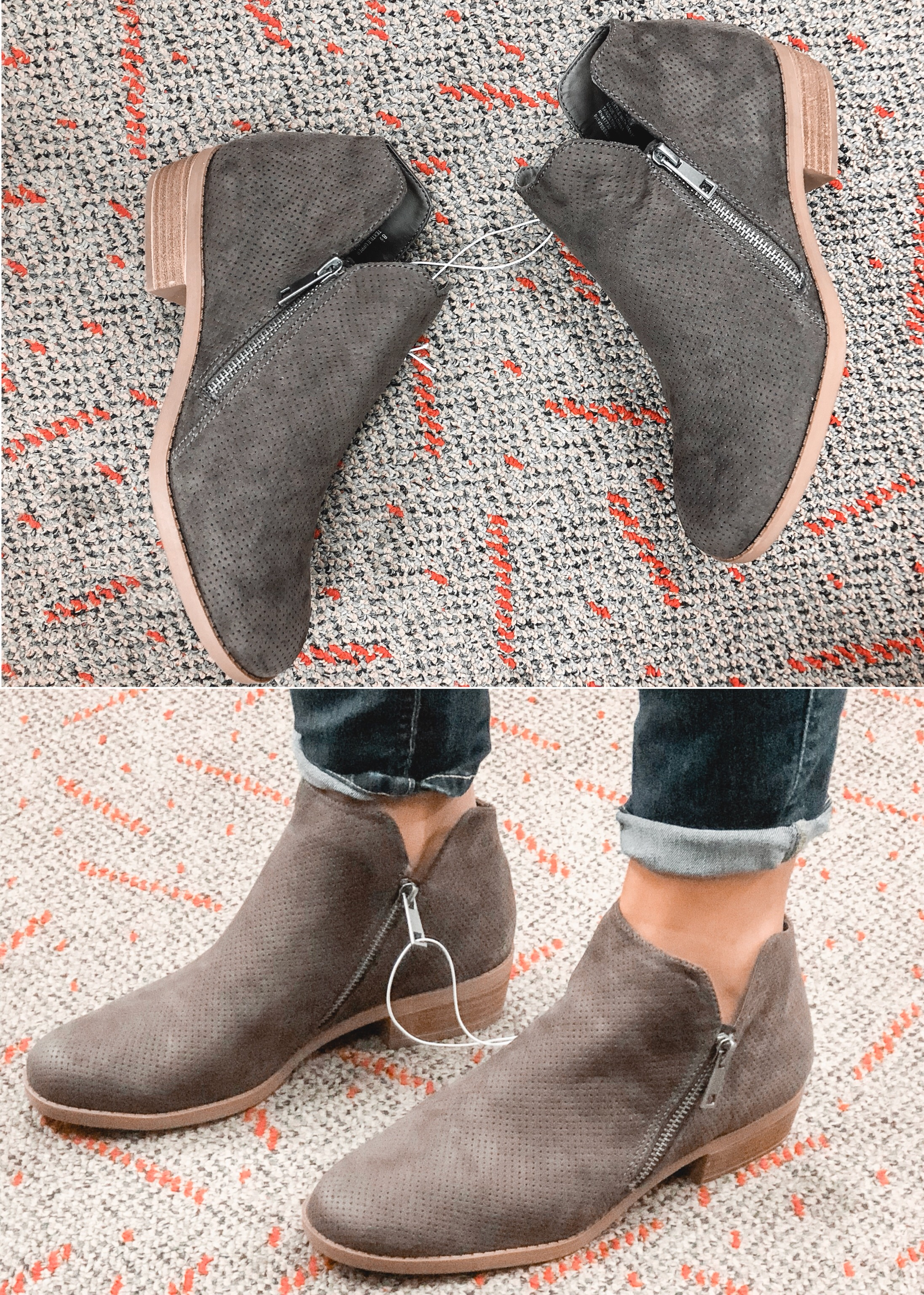 universal thread dylan bootie - | 9 pairs of target fall shoes reviewed! bylaurenm.com