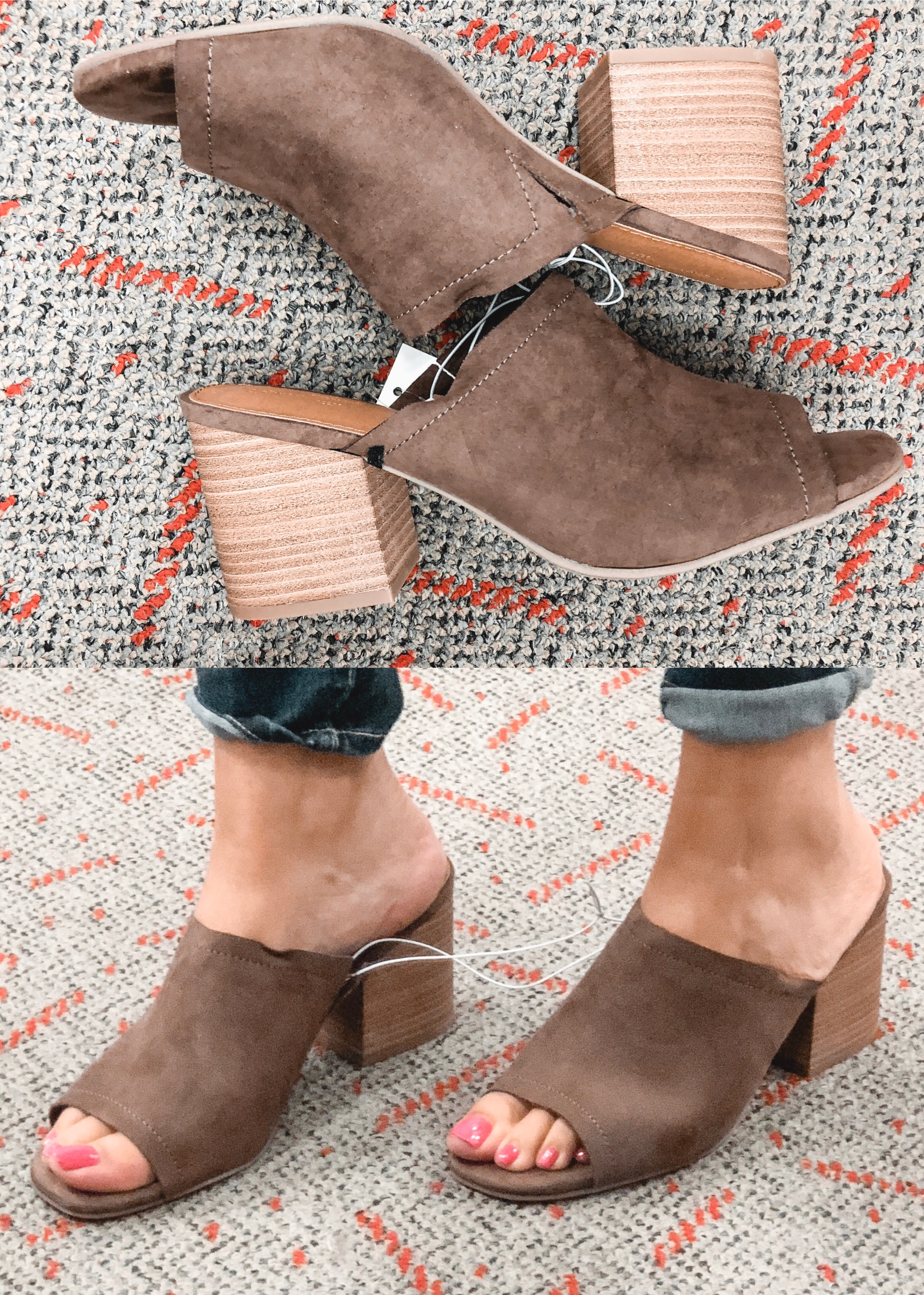 target heeled mules - universal thread norelle | 9 pairs of target fall shoes reviewed! bylaurenm.com