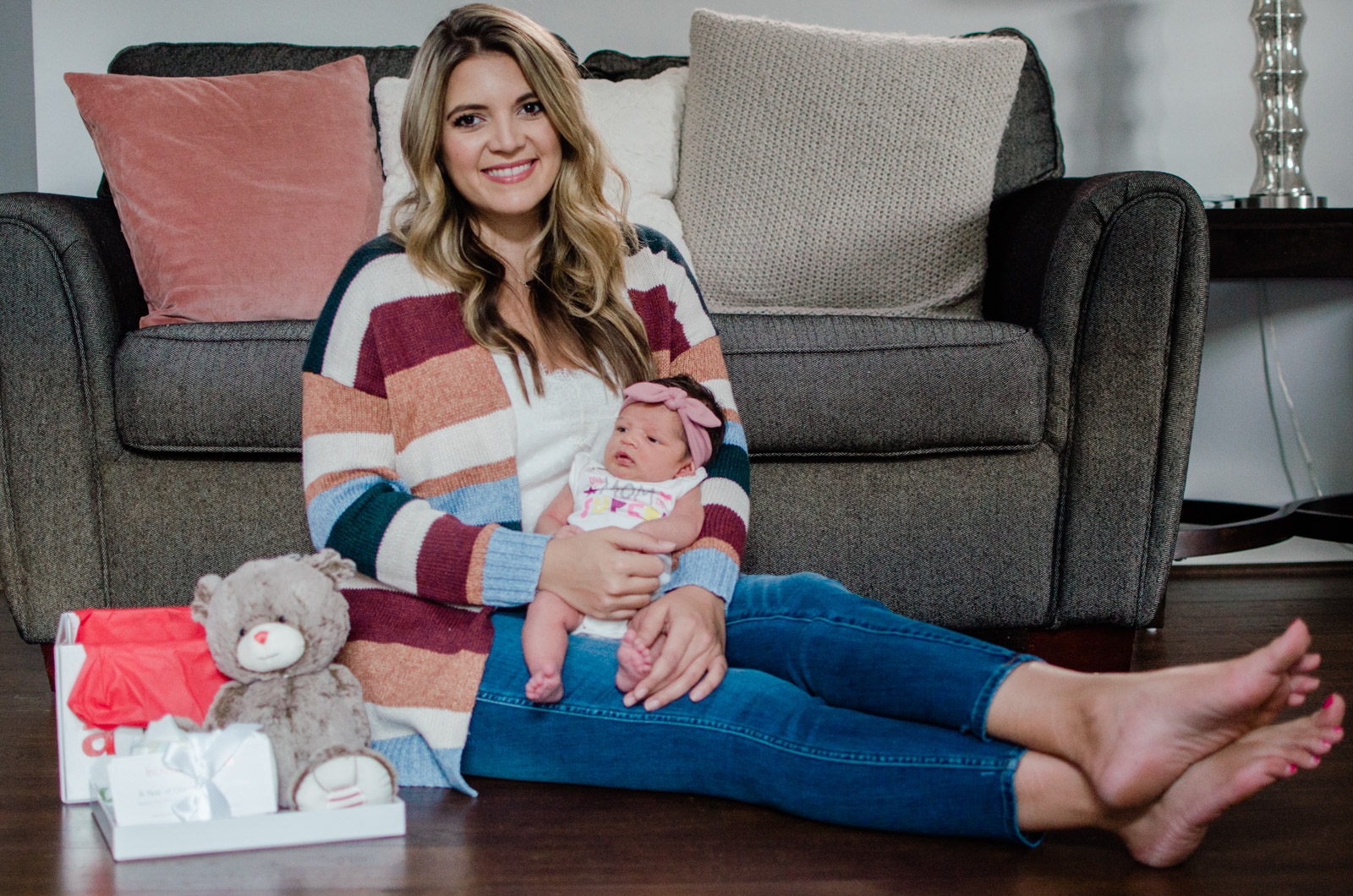 incredibundles newborn baby gift ideas - what to gift a new mom   bylaurenm.com