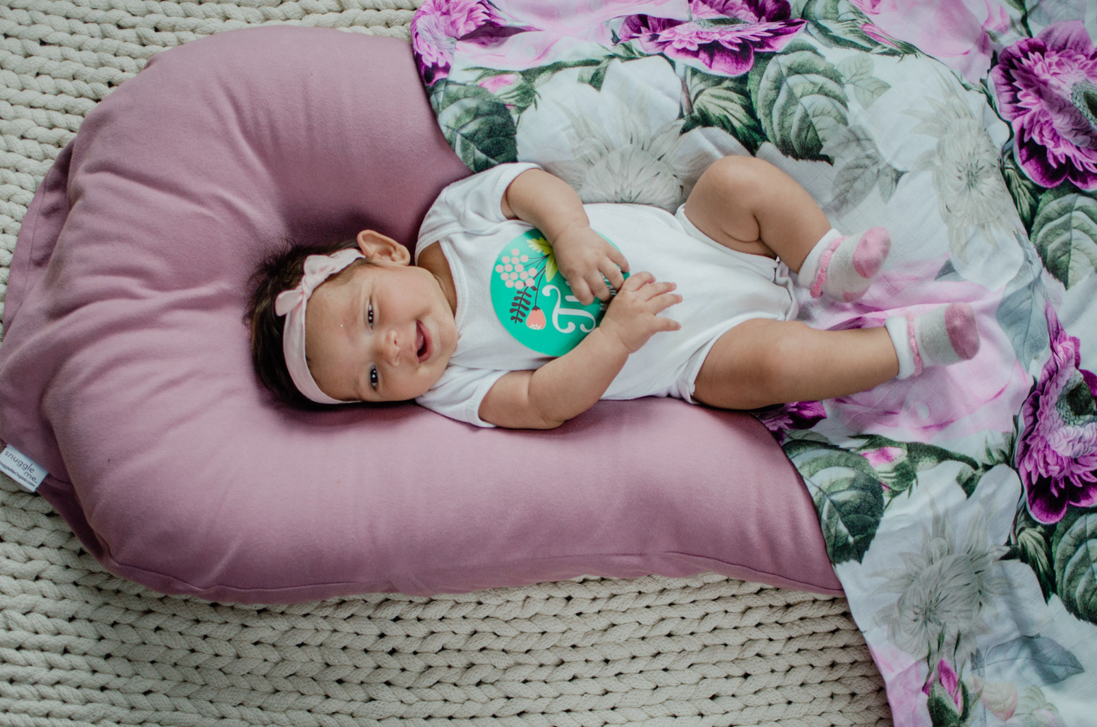 Eliana's two month update | bylaurenm.com
