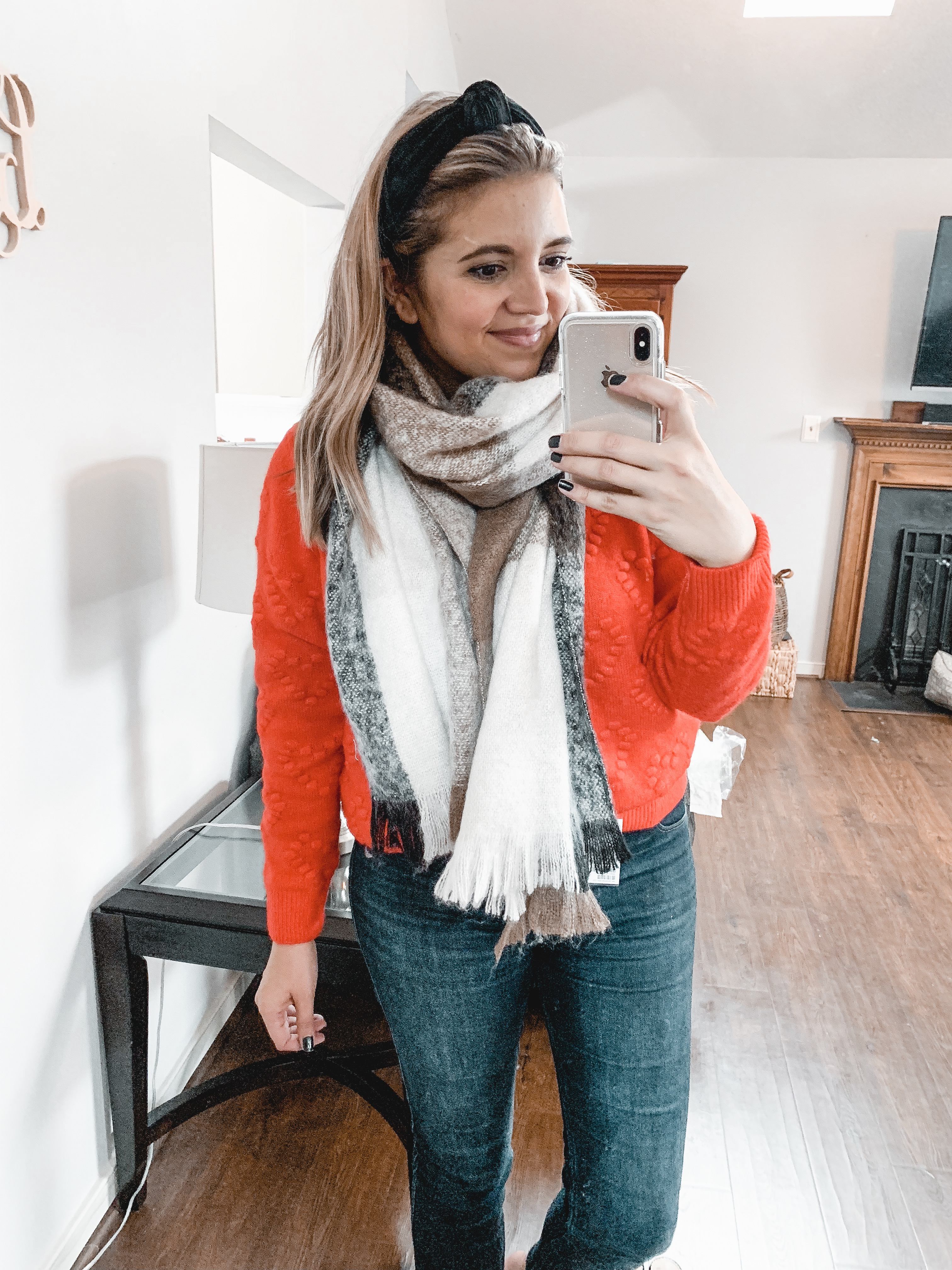 Fall H&M try on session - dressing room reviews of over 25 H&M fall items! The best affordable sweaters + more for Fall! | bylaurenm.com
