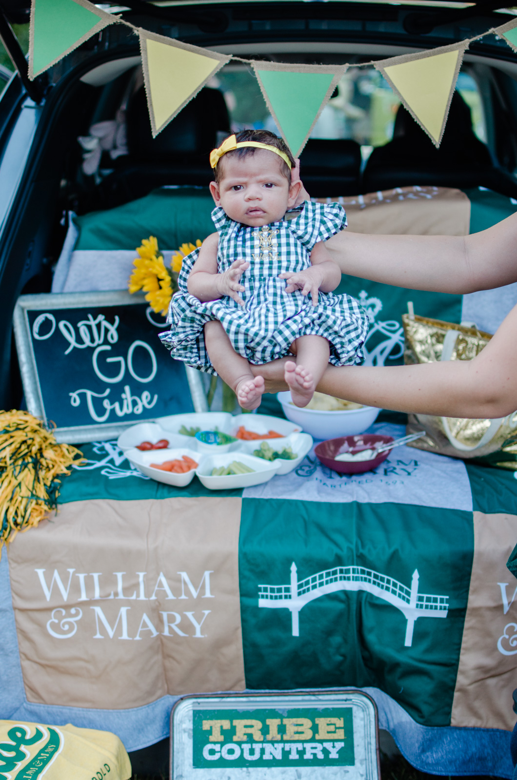 William and Mary baby gear | bylaurenm.com