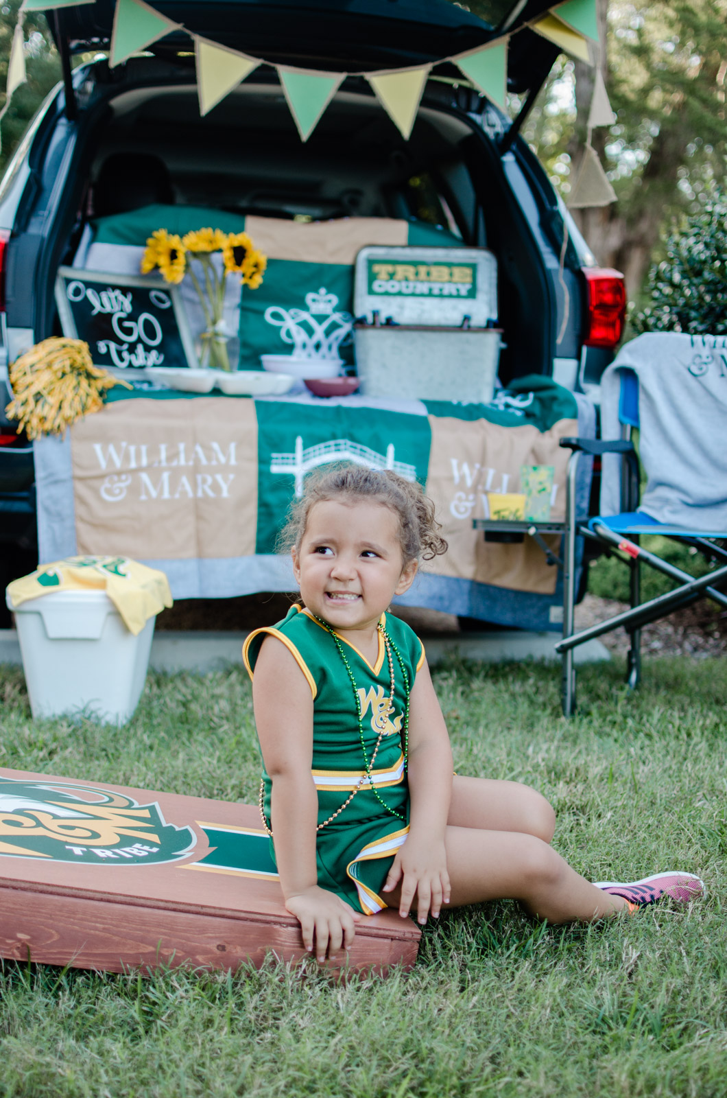 new athletic logo william and mary - W&M kids cheerleading | bylaurenm.com