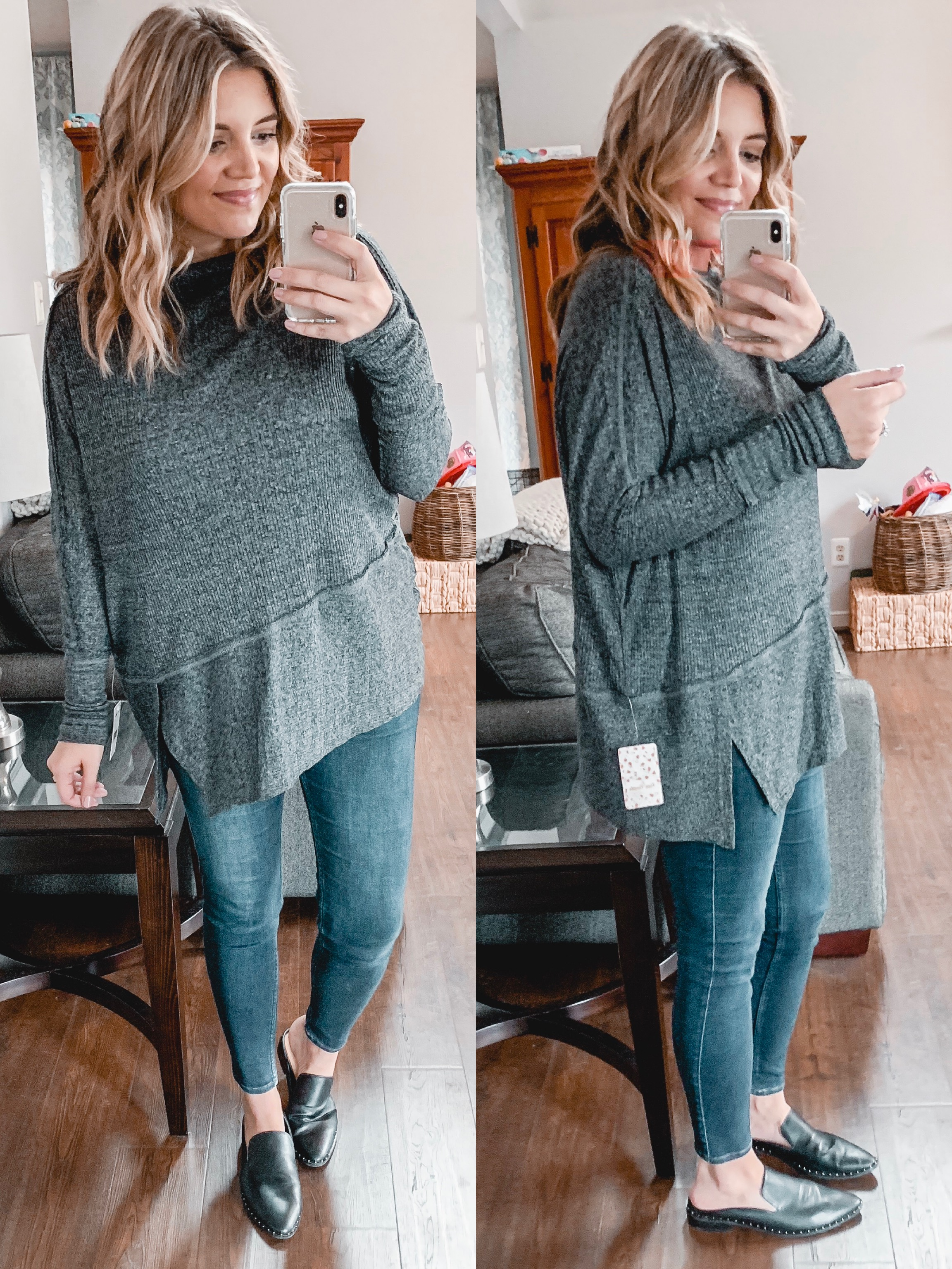 free people londtontown tunic - november trunk club review | bylaurenm.com