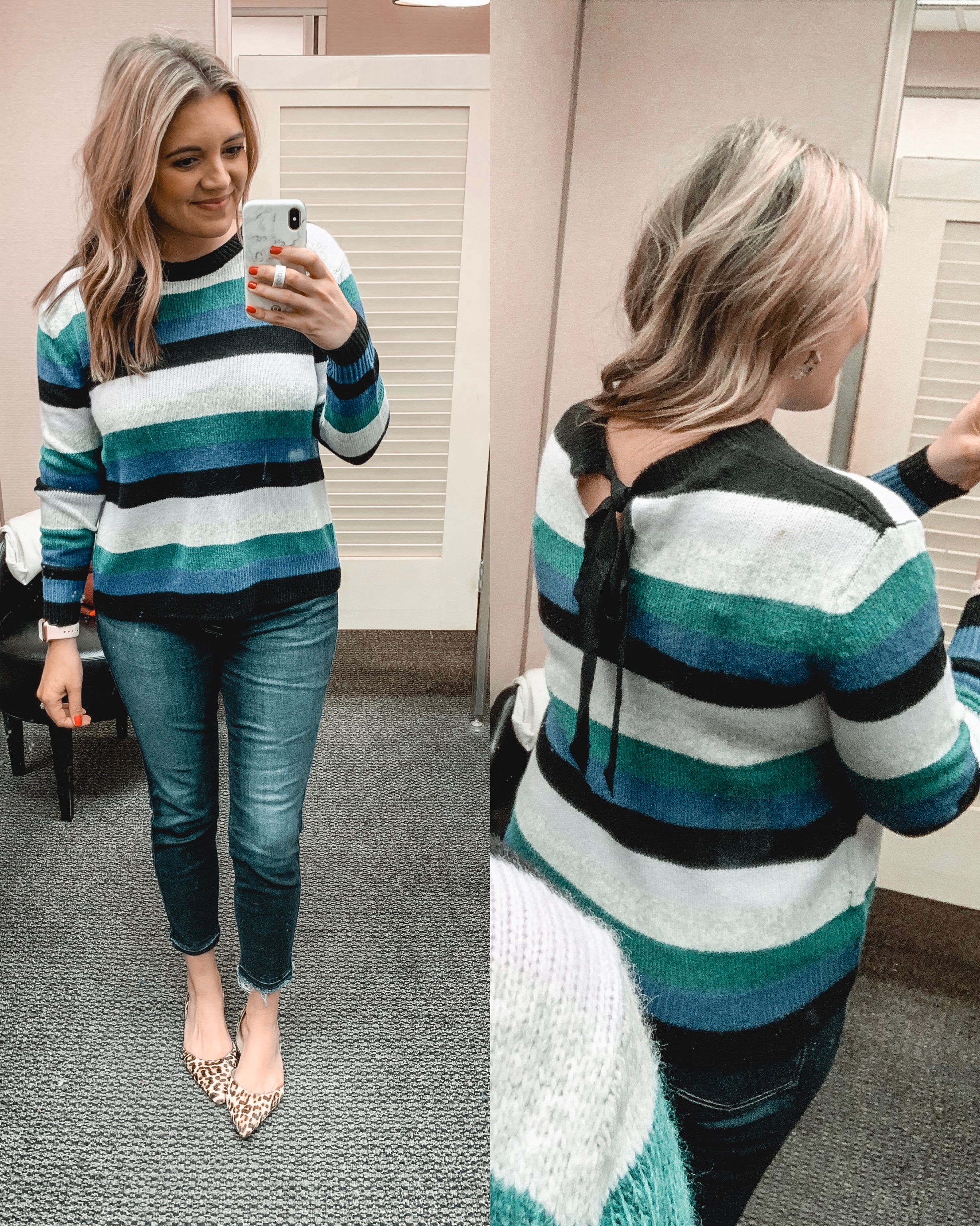 Affordable style blogger Lauren Dix shares a Nordstrom try-on with winter outfits! bylaurenm.com