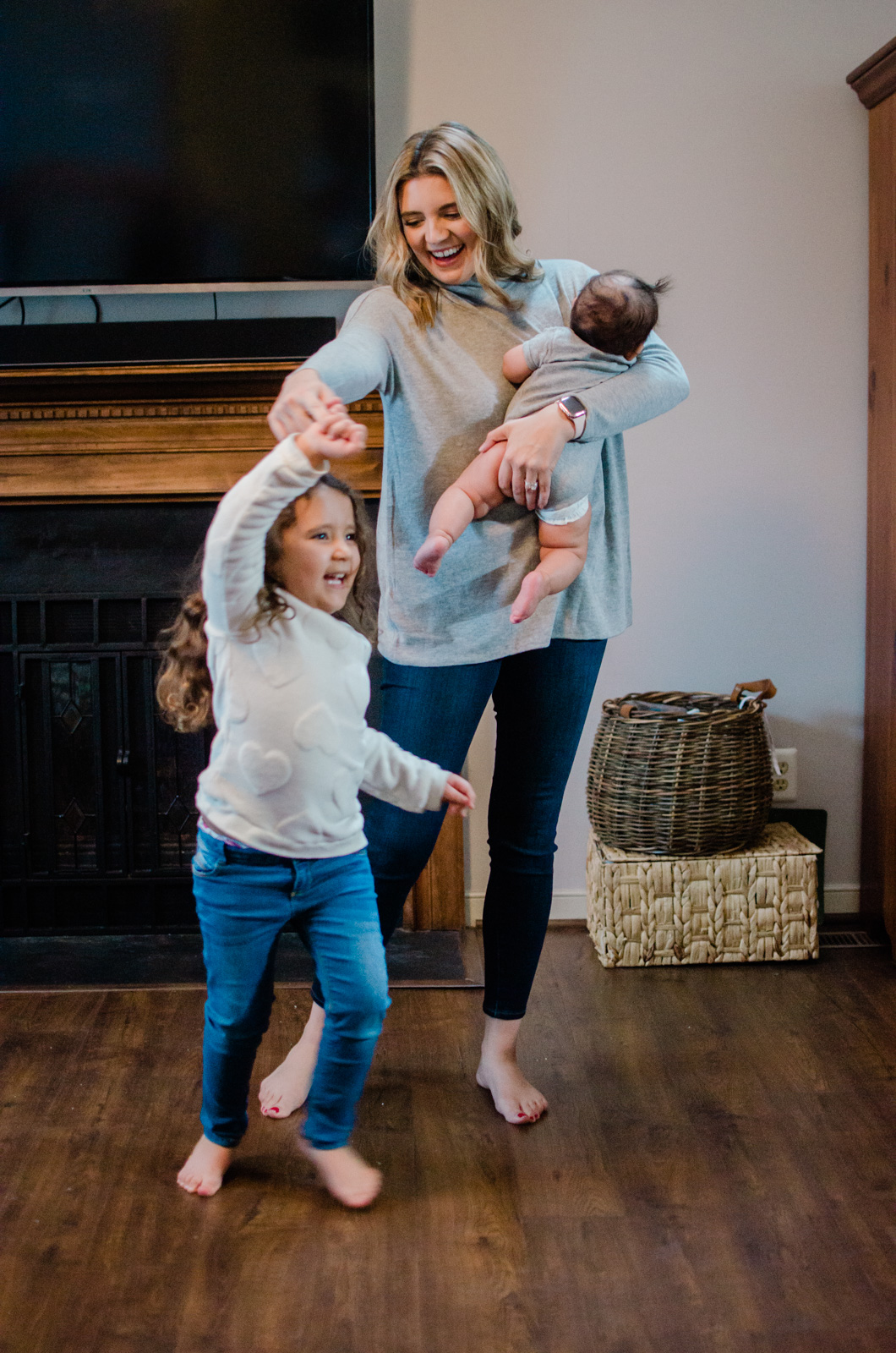 Richmond Virginia mom blogger Lauren Dix shares her top ten tips for staying heathy this winter!